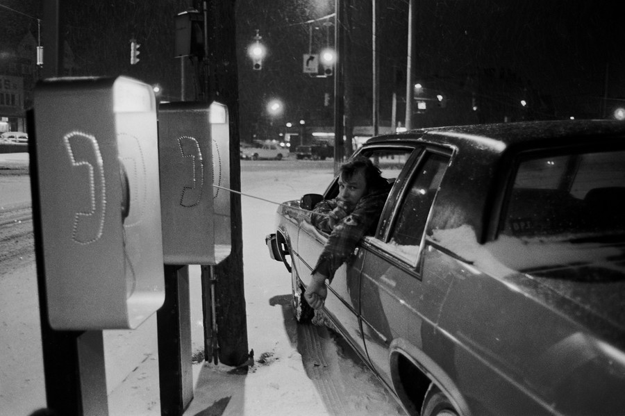 Oneida Square, Utica, NY 1987