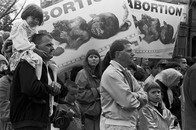 Right to Life Demo, Utica, NY 1999