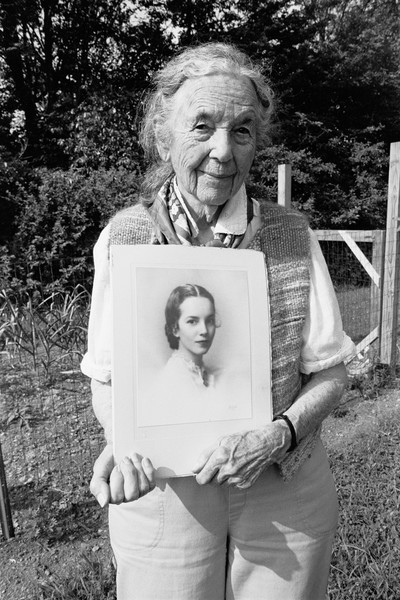 Dorothy Riester, 92/22, Stone Quarry hIll Art Park