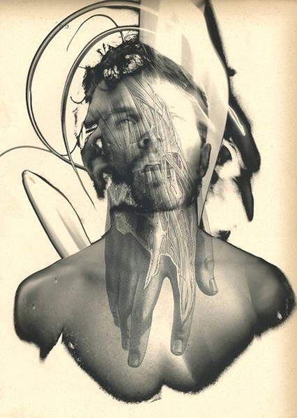 untitled (BG; ecstasy hand) 2010)